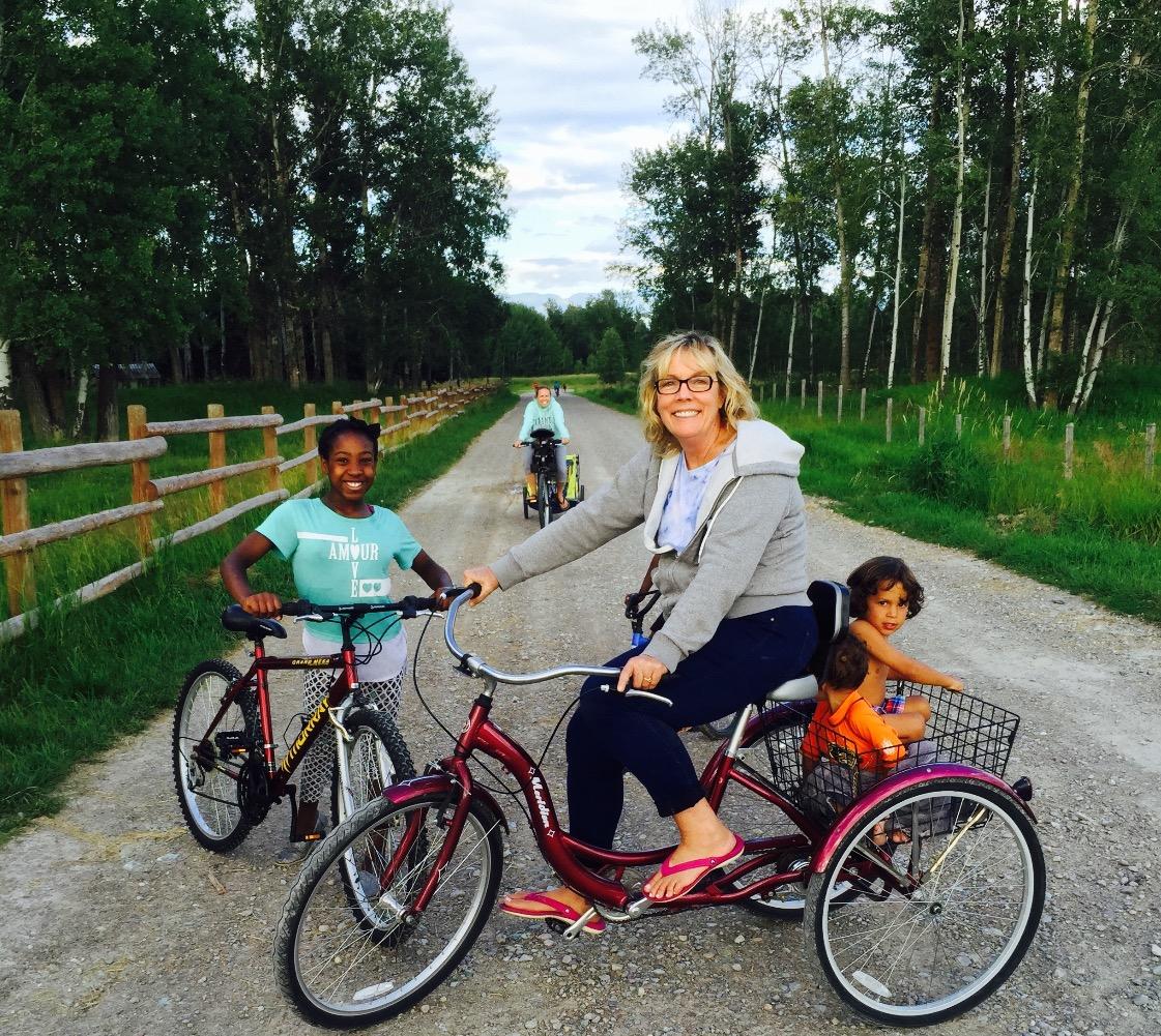 Evening Bike Rides