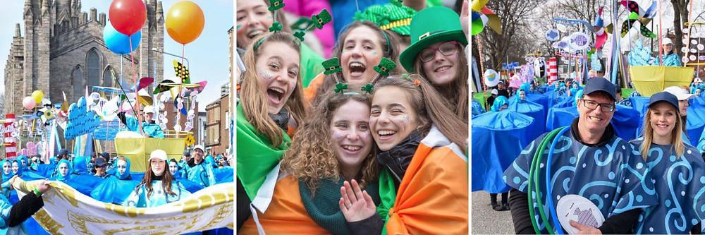 Actividades de Primavera en Irlanda con EPI