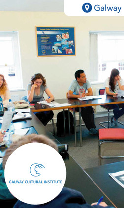 Viaja y estudia en Galway Cultural Institute con EPI