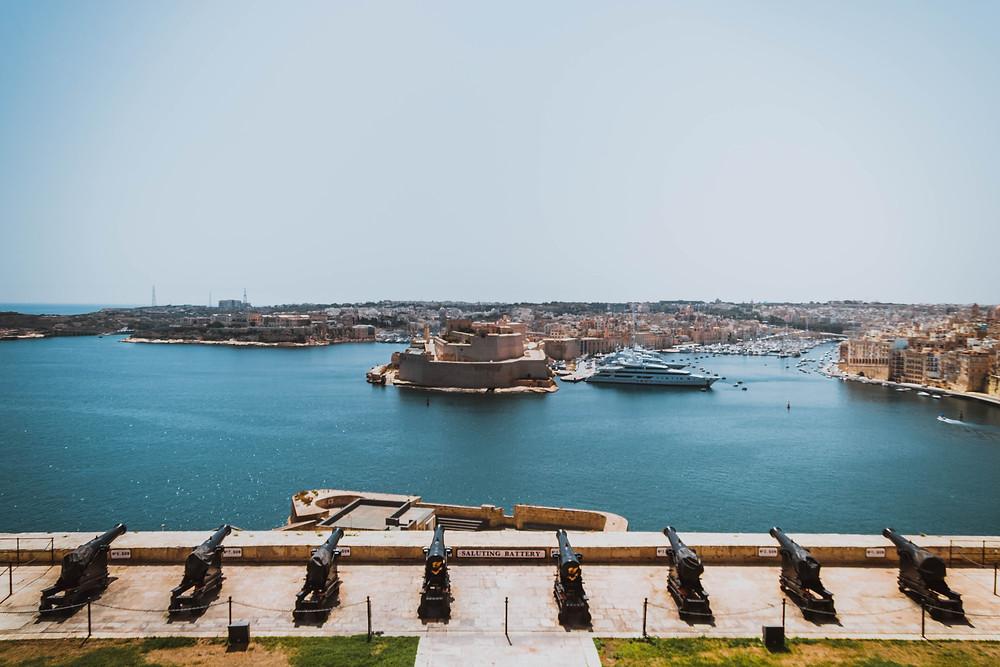 Viaja y estudia al Pais de Malta con EPI