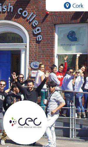 Viaja y estudia en Cork English College con EPI