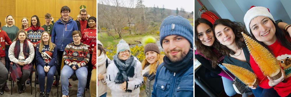 Actividades de Invierno en Irlanda con EPI