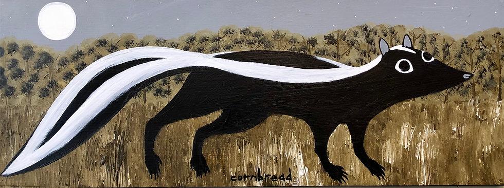 Skunk by Cornbread