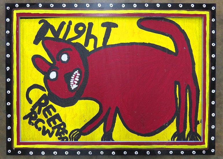 Night Creeper by Ruby C. Williams