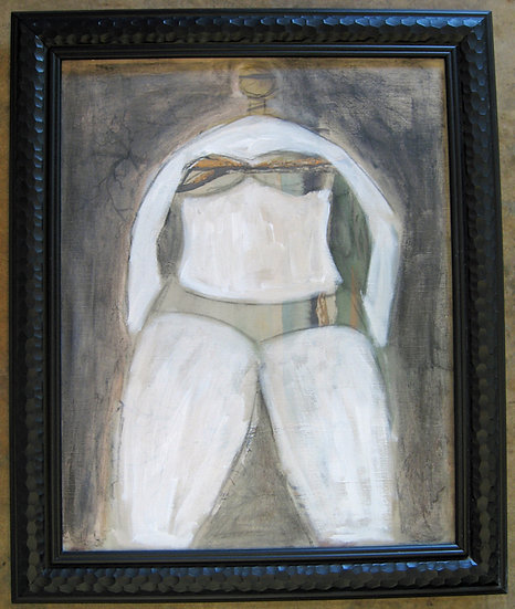 Untitled Bathing Suit by Jane Theis