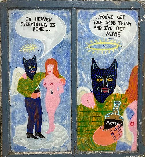 In Heaven by Jon Napoles