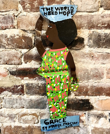 The World Need Hope by Mary Proctor
