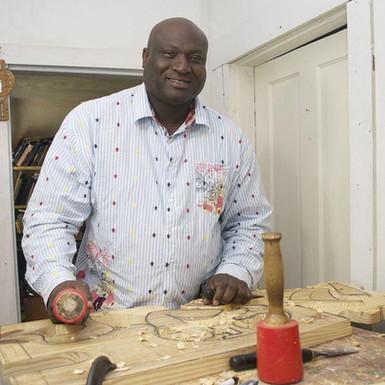 Lavon Williams Florida carver Kentucky carving