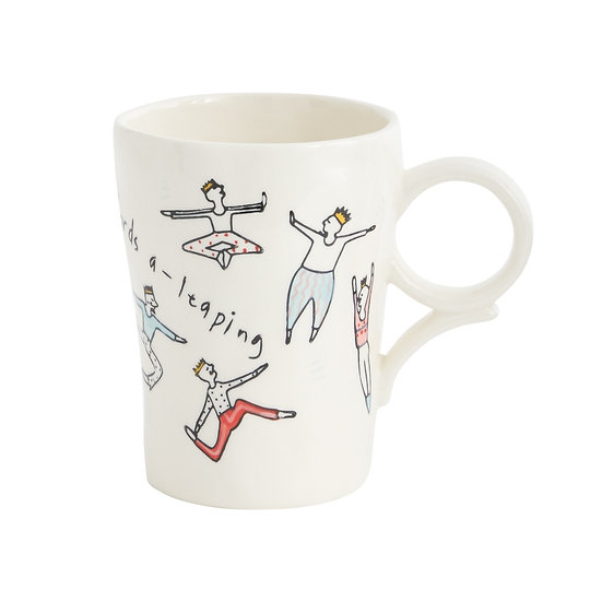 Lords a Leaping Mug