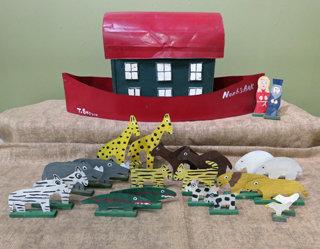 Noah's Ark by Tubby Brown