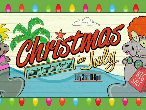 Join us for Christmas in July!