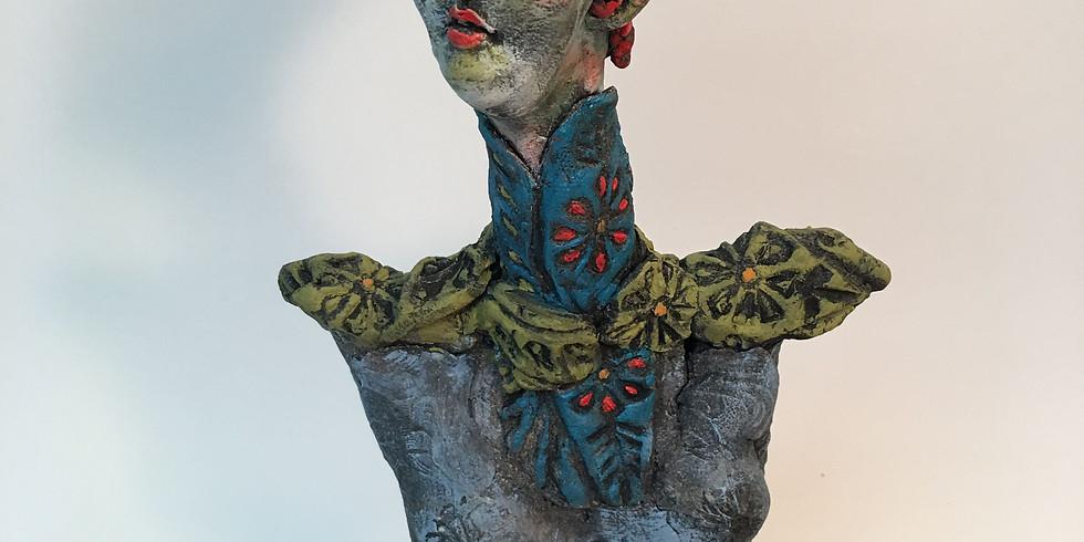 October Art Walk Featuring Julie Latayan