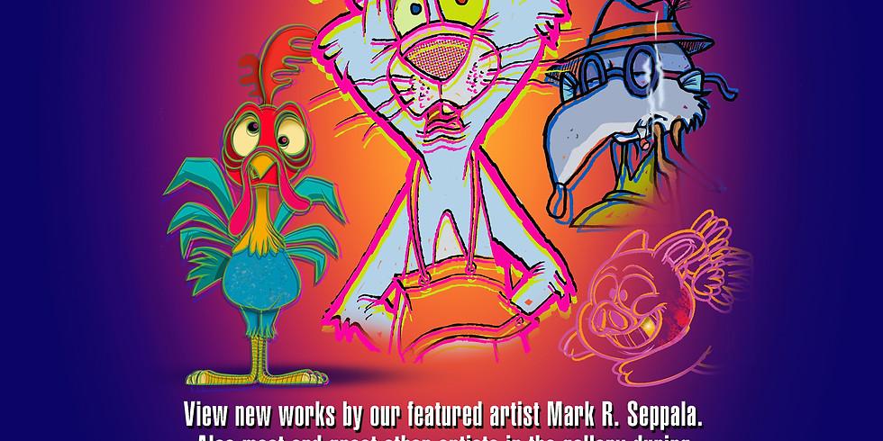 July Featured Artist - Mark Seppala