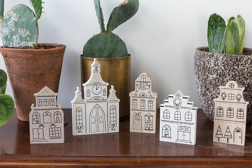 Holiday Homes Set