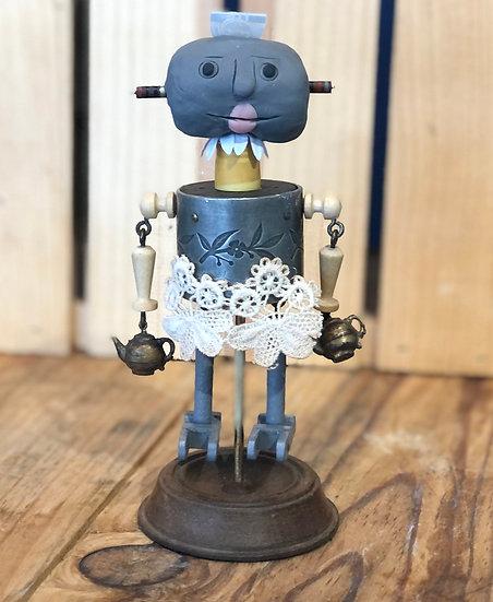 Robot by Melissa Menzer