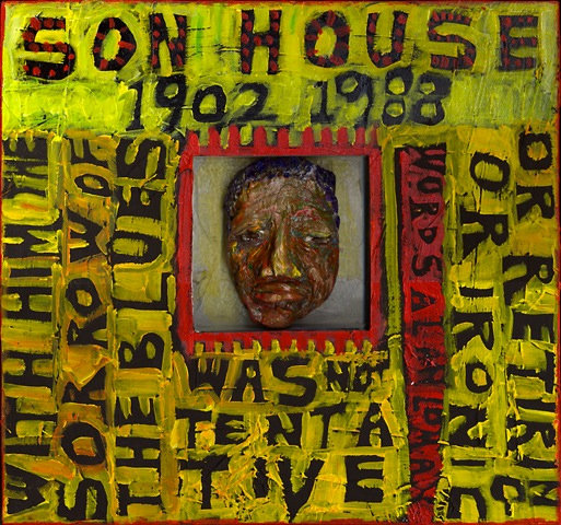 Son House by Lucy Hunnicutt