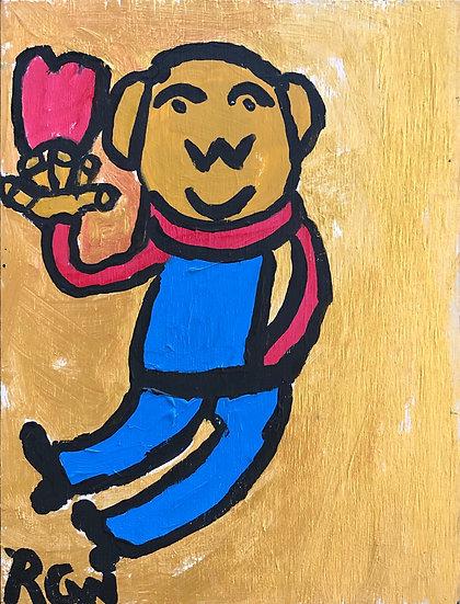 Bell Pepper Boy by Ruby C. Williams