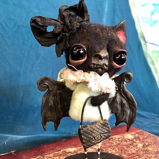 Chanel Bat by Kerry Schmidt
