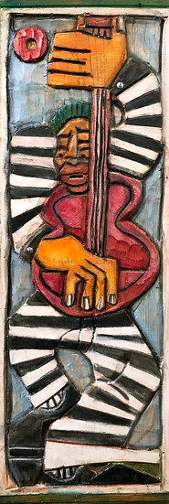 Leadbelly by LaVon Williams