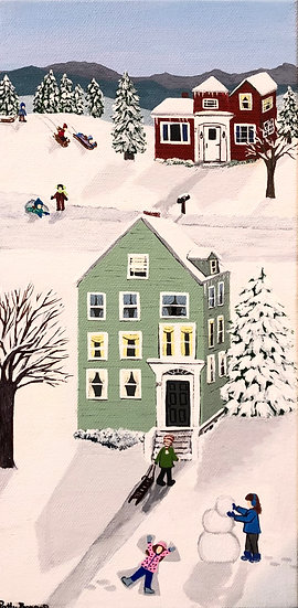 Snow Day by Patty Bonner