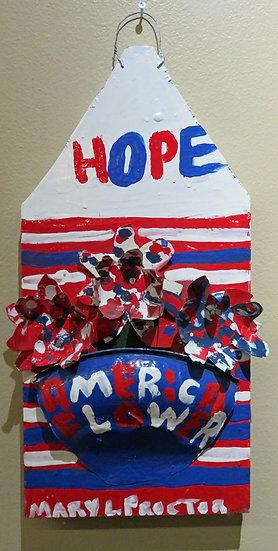 Hope (Red,White,Blue)