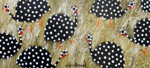 horizontal guinea by john cornbread anderson