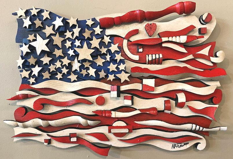 Flag by Ab the Flagman
