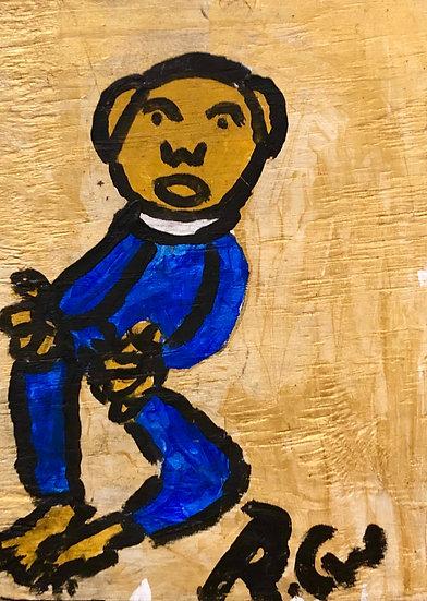Boy in Blue by Ruby C. Williams