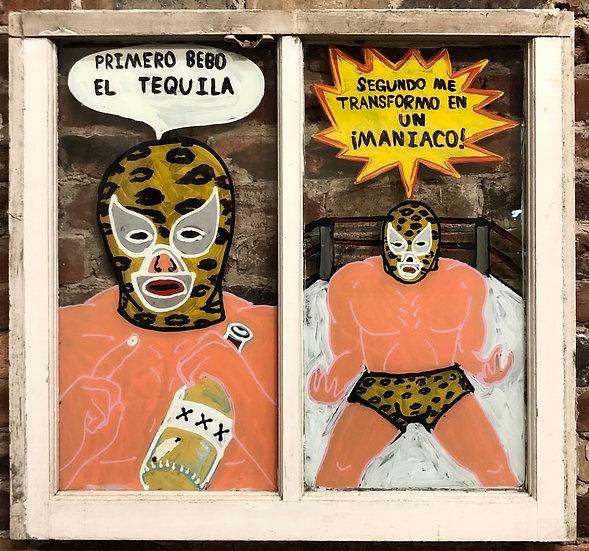 Primero Bebo El Tequila by Jon Napoles