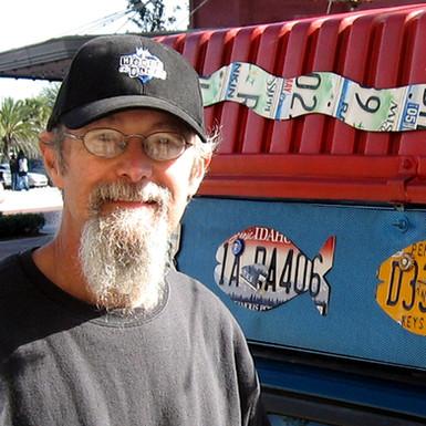 Jim Shores ARtist Art CAr
