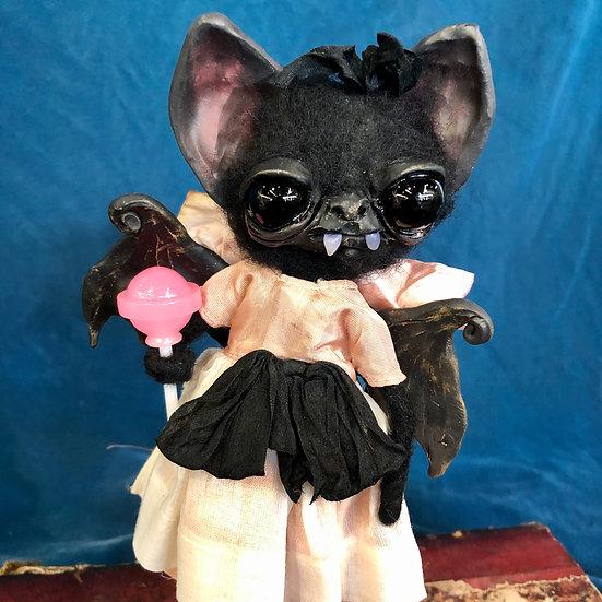 Pinkie Bat by Kerry Schmidt