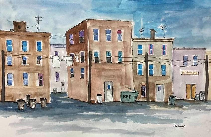 Back Alley by Ken Gentle