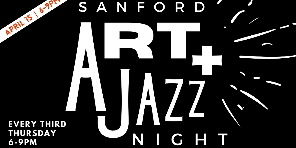 Sanford's Art and Jazz Night