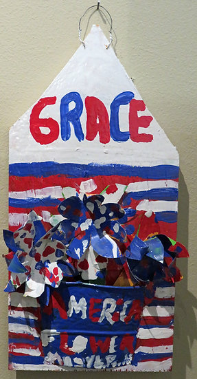 Grace (Red, White, Blue)