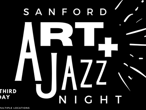 April 2021 - Art and Jazz Night and Gallery News