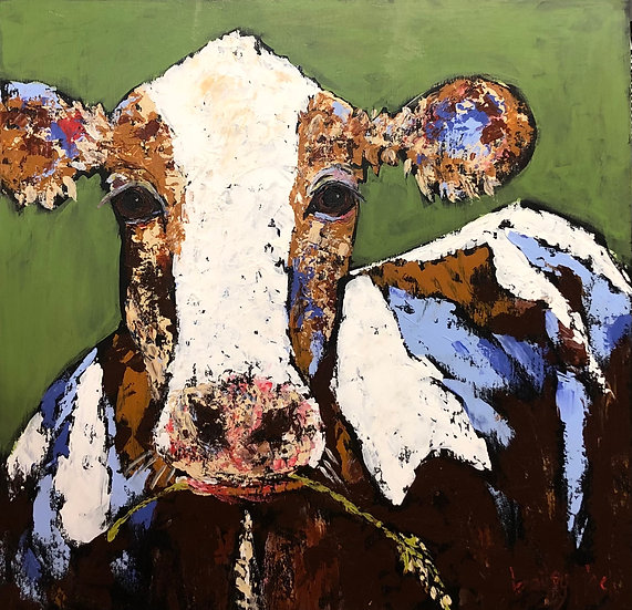 Homer the Cow by Bailey Jack