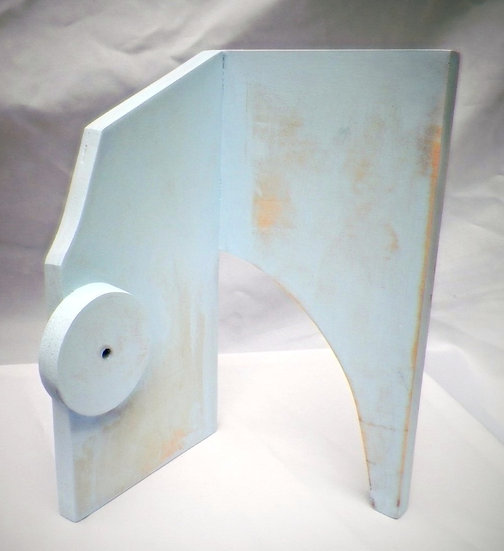 Light Blue Maquette by Kevin Abbott