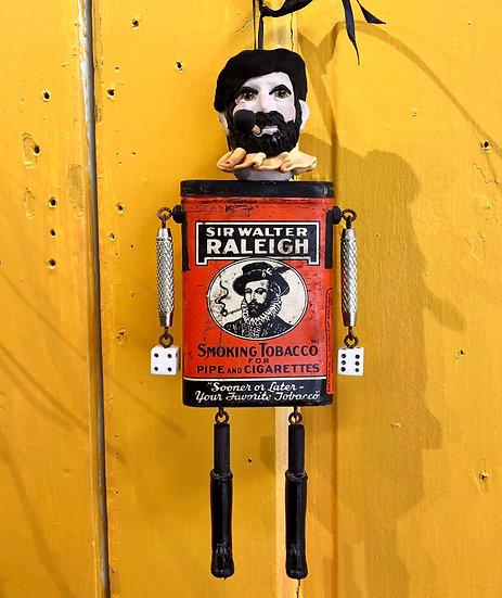 Sir Walter Raleigh by Melissa Menzer
