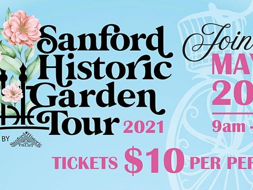 Tour of Gardens 2021
