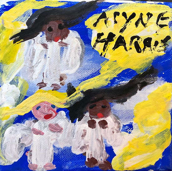 Three Angels by Alyne Harris