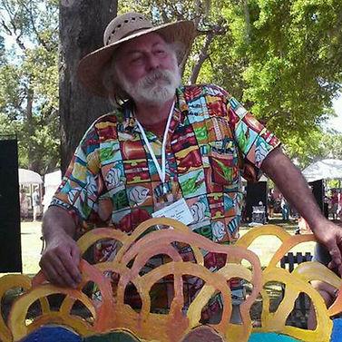 Pat Juneau Artist Cajun Art