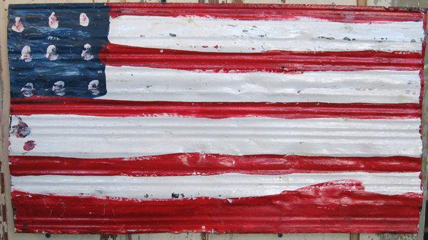 Left Handed Flag