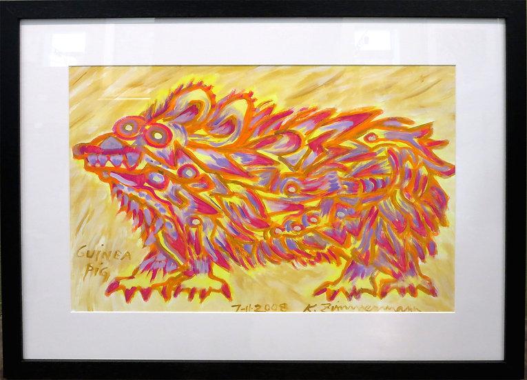 Guinea Pig by Kurt Zimmerman
