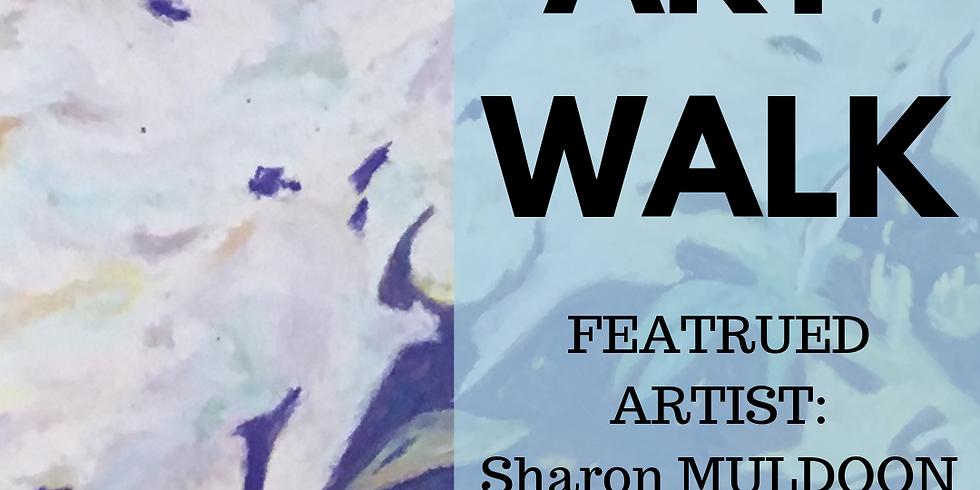 May Art Walk Featuring Sharon Muldoon