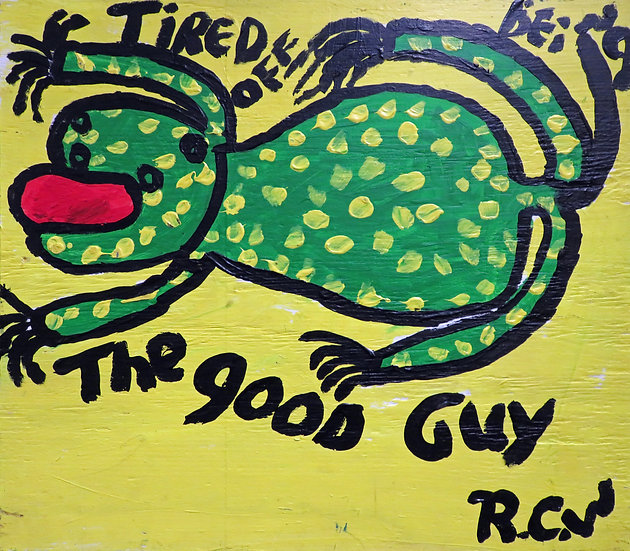 Tired of Being the Good Guy by Ruby C. Williams