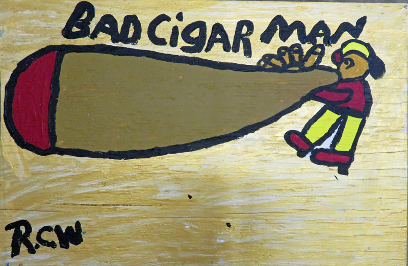 Big Bad Cigar Man