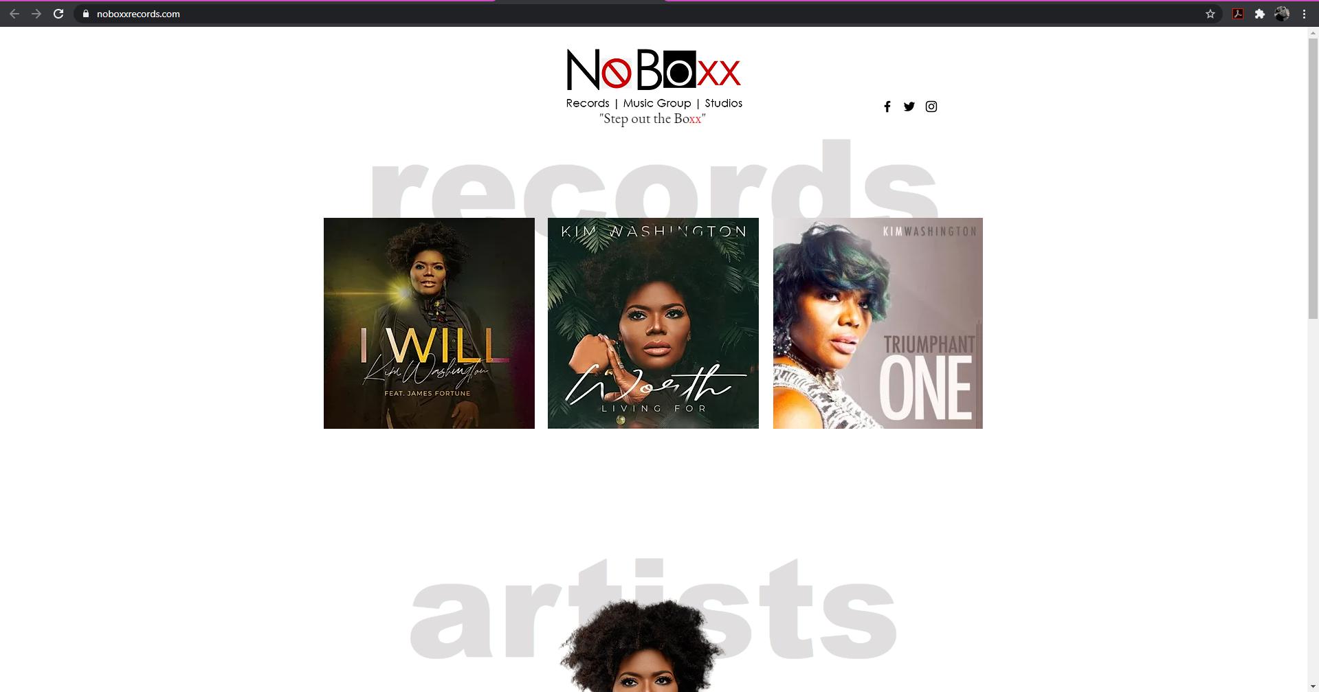 Noboxx Records