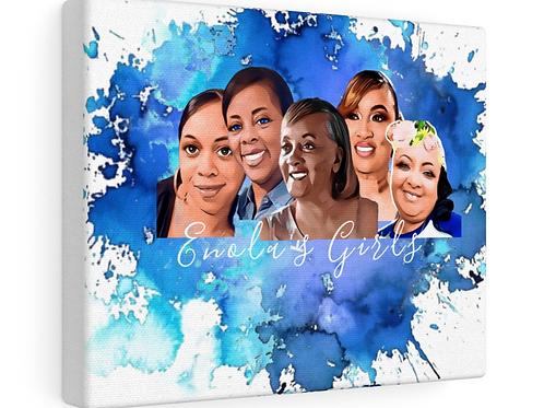 Enola's Girls Canvas