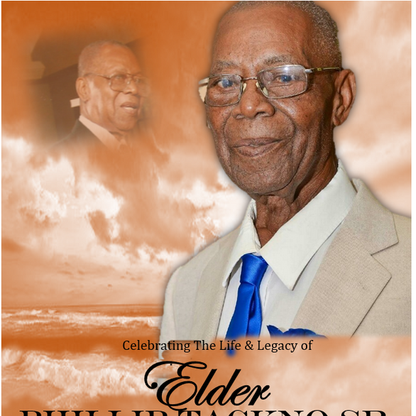 Funeral Program Cover