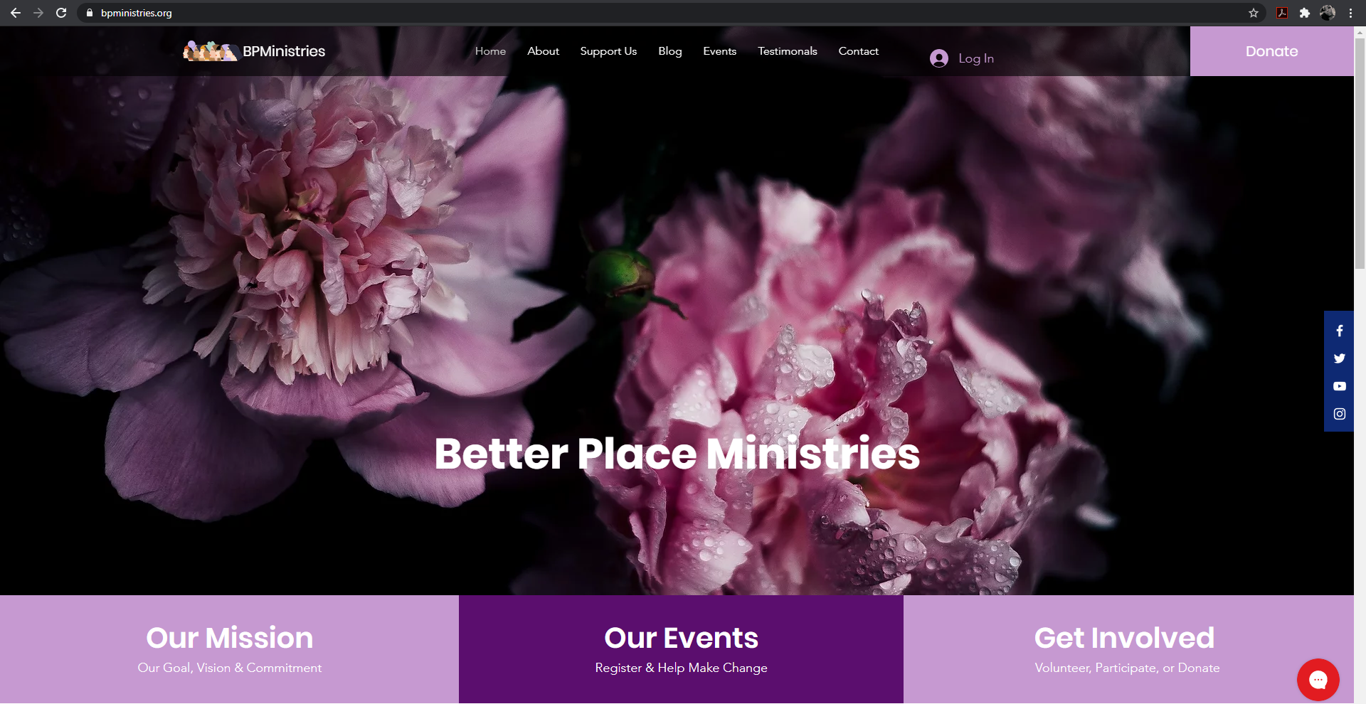 Better Place Ministries